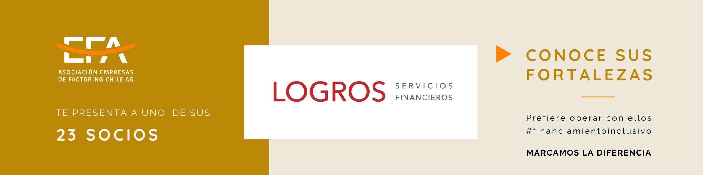 Logros Servicios Financieros