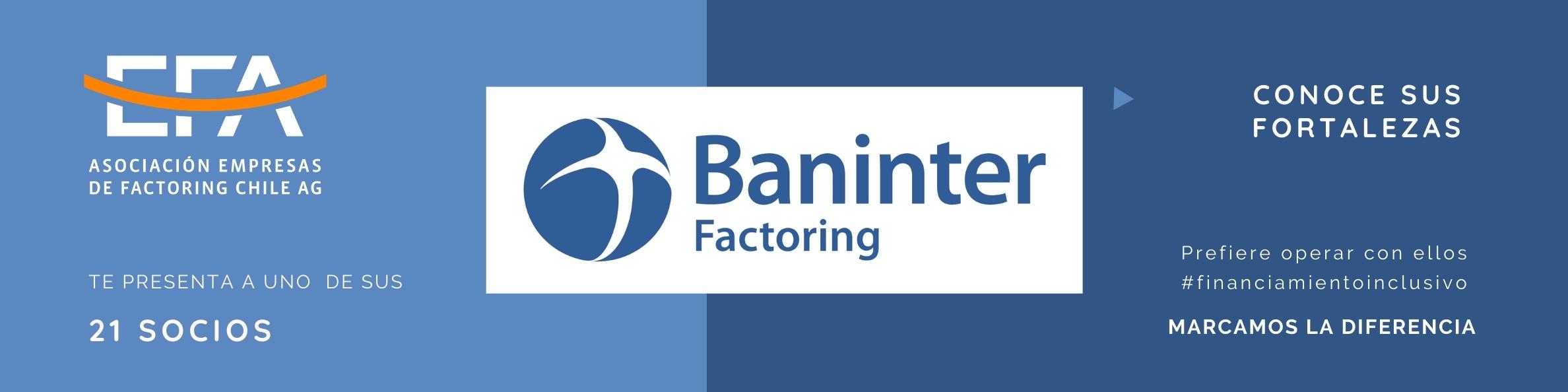 BANINTER FACTORING